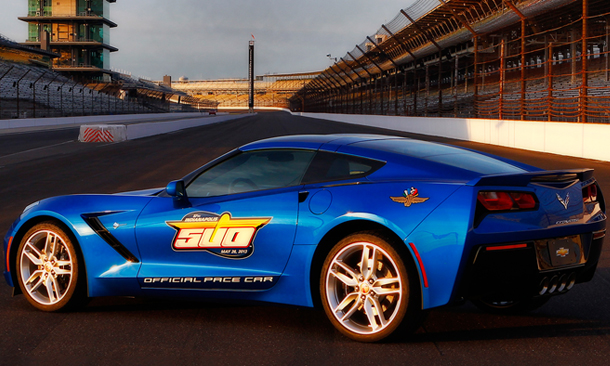 Corvette Stingray To Pace 97th Indianapolis 500