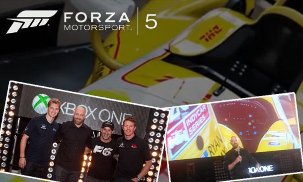 Forza Motorsport 5 announcement