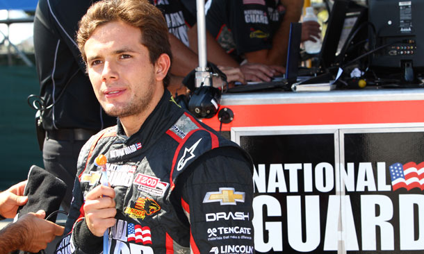 Carlos Munoz to drive for Panther