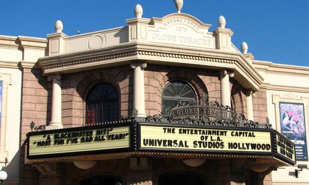 Universal Studios Globe Theatre