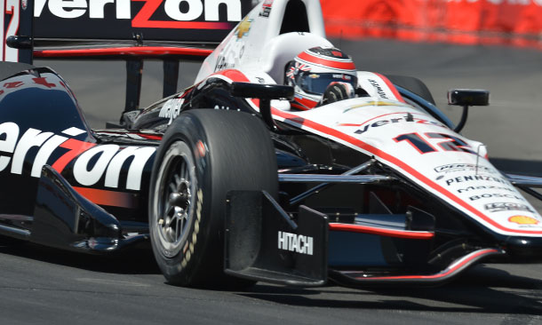 Will Power at Houston