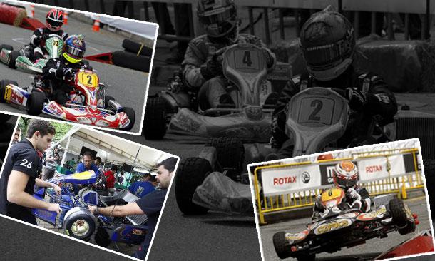 Montoya Karting Event - Carrera de Estrellas
