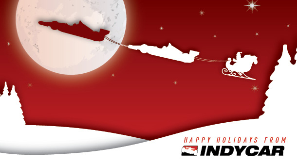 Merry Christmas from INDYCAR