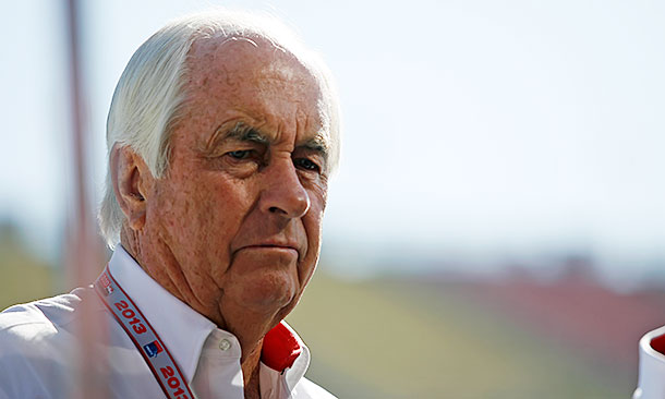 Roger Penske will be inducted into the Texas Motorsports Hall of Fame.