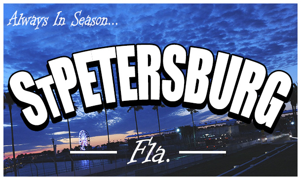 St. Petersburg Postcard