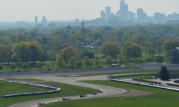 Indianapolis Motor Speedway Road Course