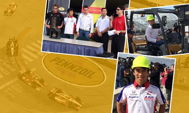 The Shell and Pennzoil Grand Prix of Houston