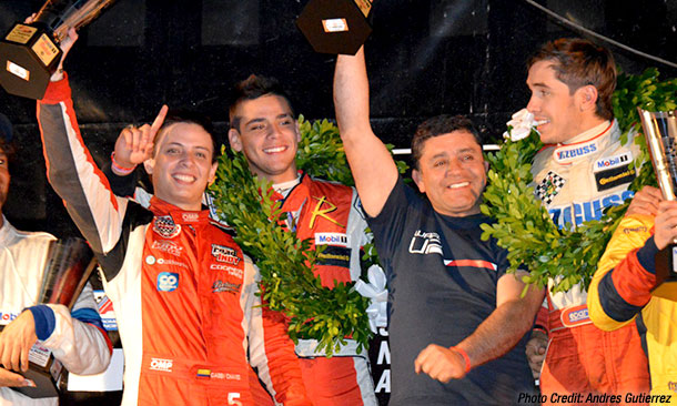 Gabby Chaves wins 6 Hours of Bogota