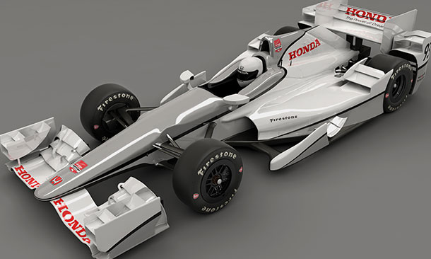 HPD Honda Aero Kit Unveil