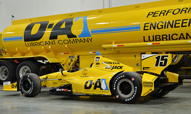 D-A Lubricants Livery