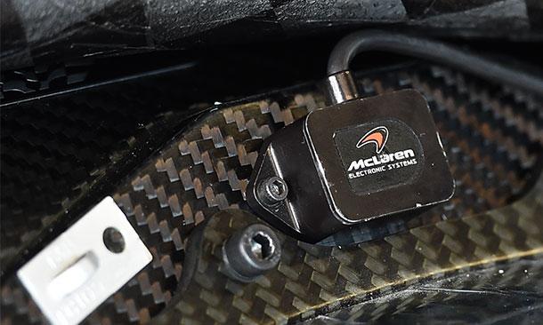 McLaren Electronic System