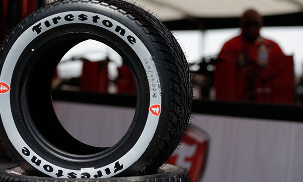 New Firestone Rain Tires