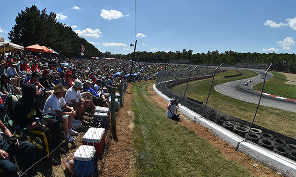 Mid-Ohio Sports Car Course >> Honda Indy 200 At Mid Ohio Draws Largest Viewership On Nbcsn Ever