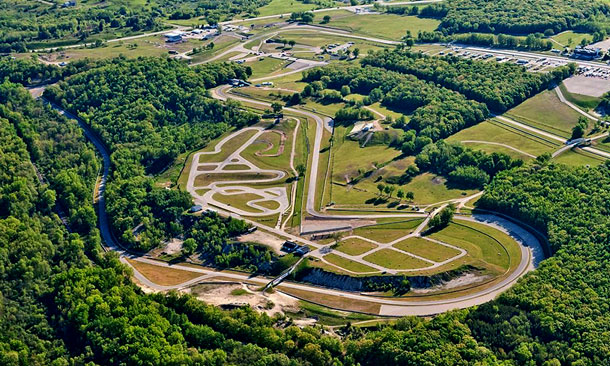 Indy Car Racing Returns To Road America In 16