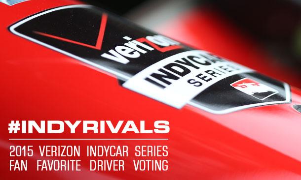 #INDYRIVALS Fan Favorite Voting