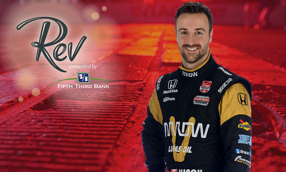 James Hinchcliffe - REV Chairperson