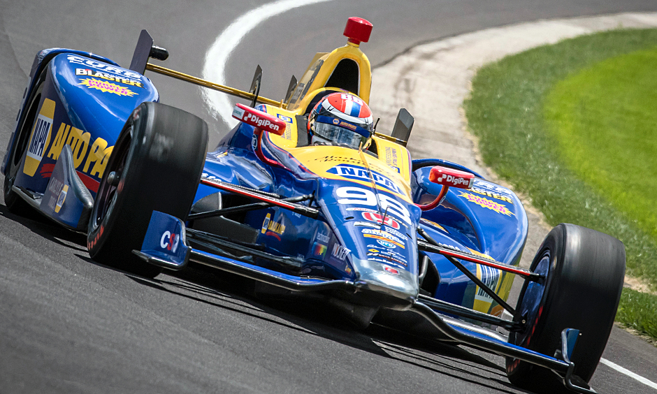 Penske Honda Indianapolis >> Final practice before Indy 500 pole qualifying filled with intrigue