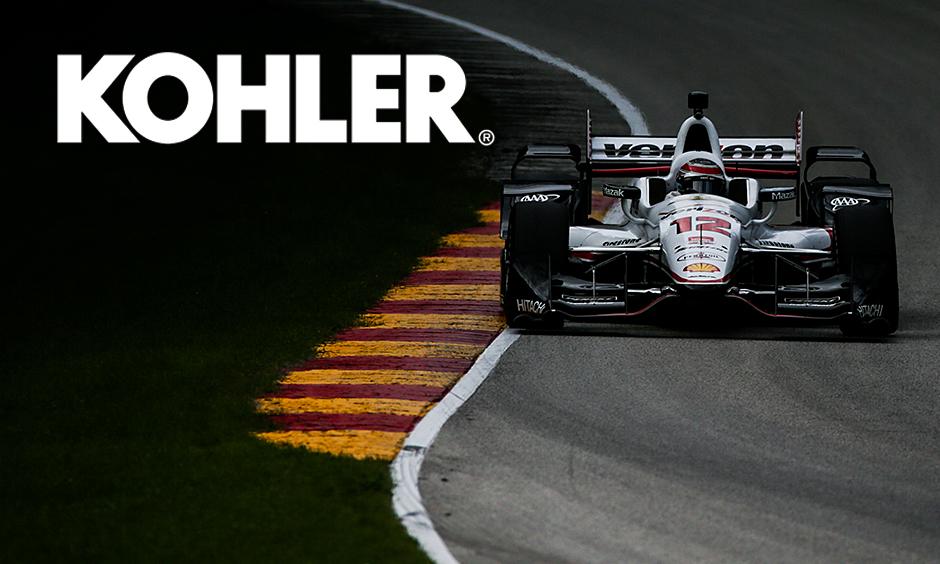 Kohler will sponsor Road America race