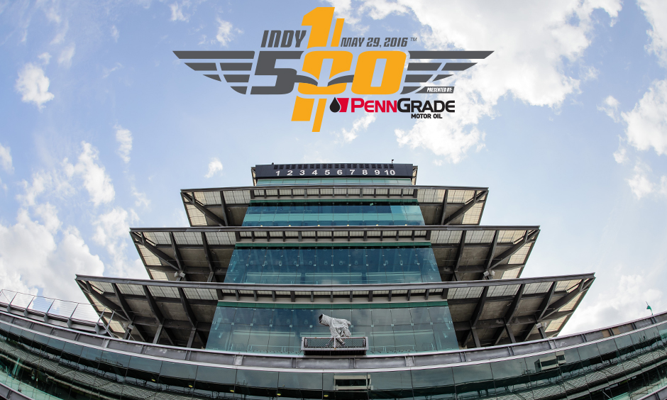 The 100th Running of the Indianapolis 500