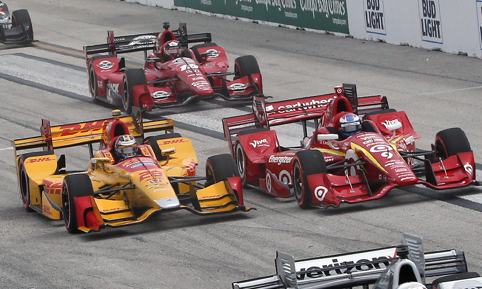 INDYCAR Voices: Getting the lowdown on downforce