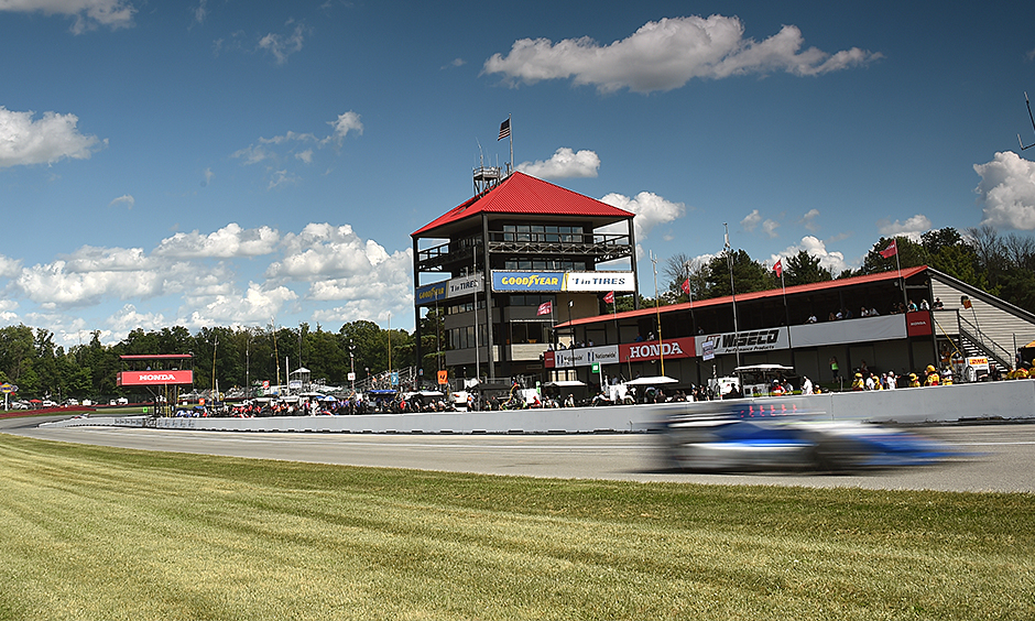 Mid-Ohio Sports Car Course >> Mid Ohio Test Provides Chance For Young Drivers To Shine