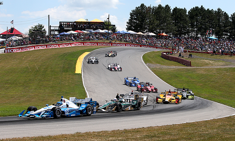 Mid Ohio Raceway >> Notes Mid Ohio Telecast Is Most Watched Ever For Nbc Sports Group