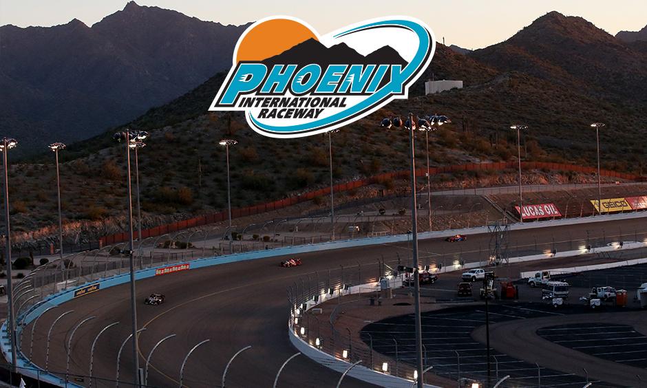Phoenix Raceway Open Test