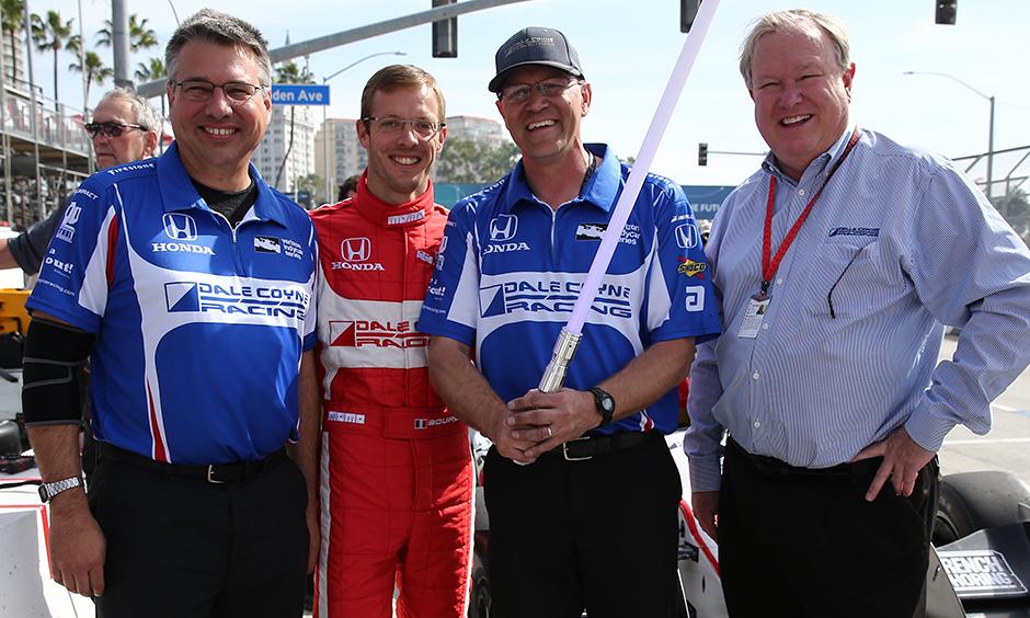 Dale Coyne Racing and Sebastien Bourdais