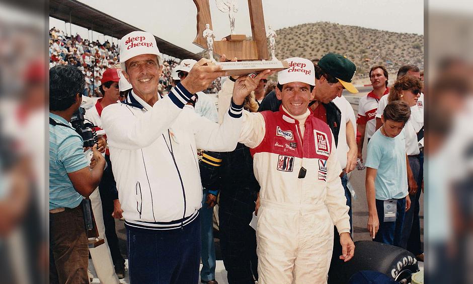 Steve Millen and Jim Trueman
