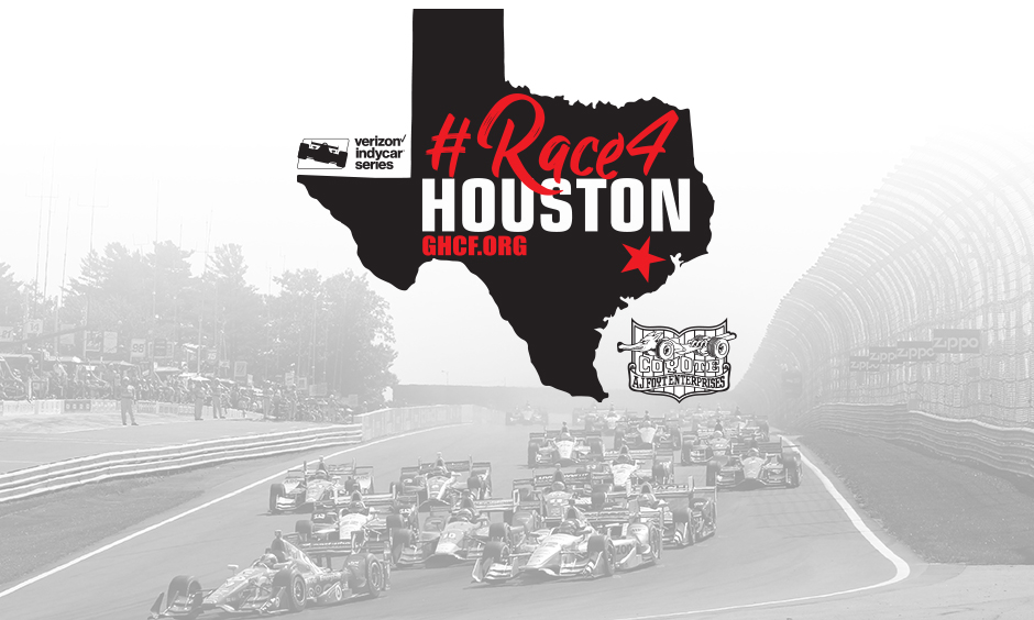 #Race4Houston Announcement