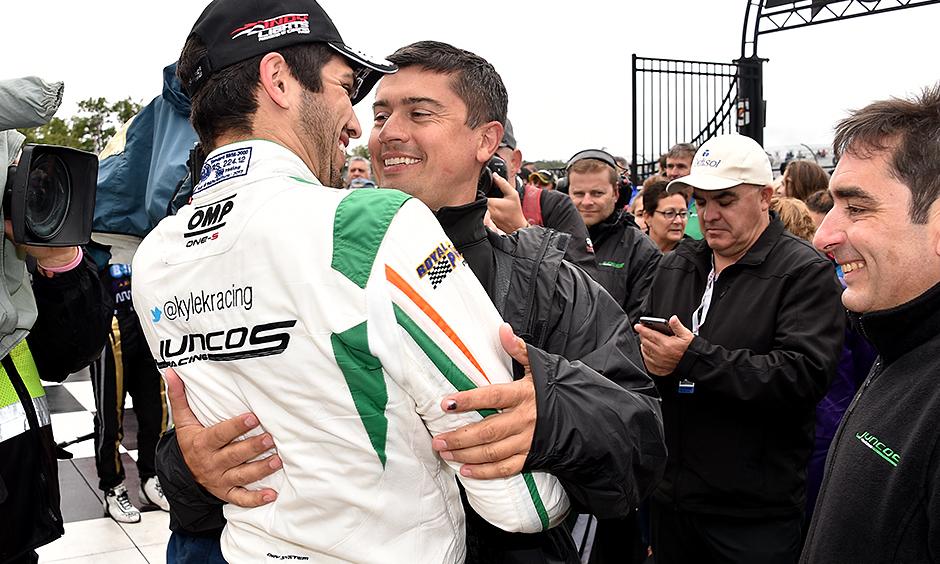 Kyle Kaiser and Ricardo Juncos