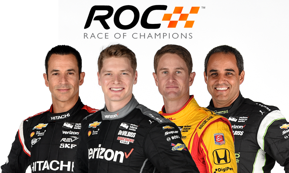 2018 Race Of Champions drivers