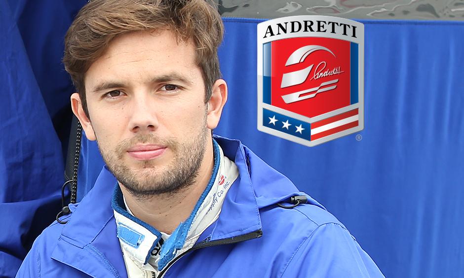 Munoz returns to Andretti Autosport for 2018 Indianapolis 500
