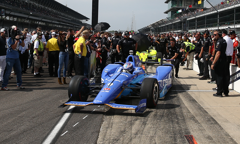 Indianapolis 500 Qualifying Points Modified Among 2018 Rules