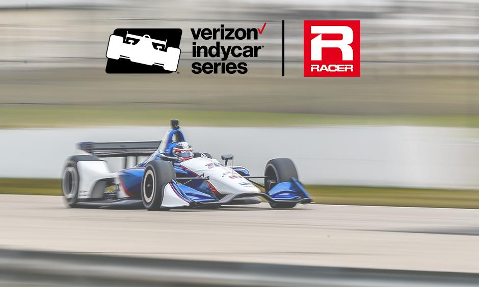 INDYCAR and Racer Magazine