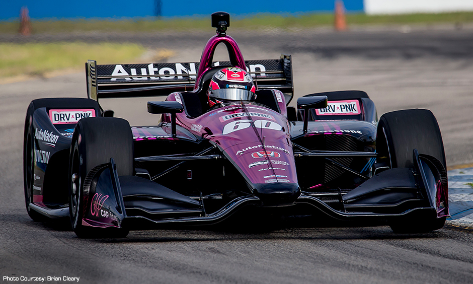 Brian Cleary, indycar.com