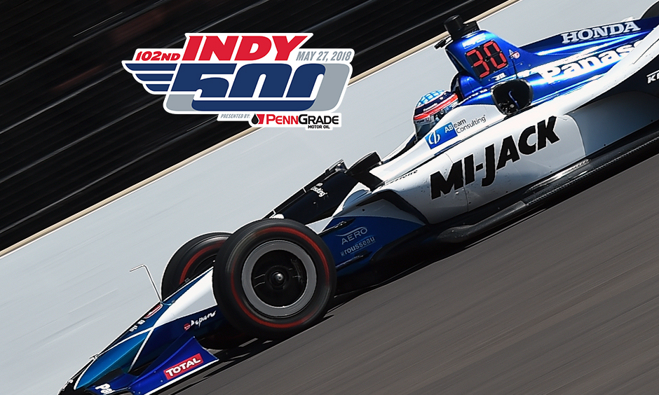 102nd Indianapolis 500 presented by PennGrade Motor Oil
