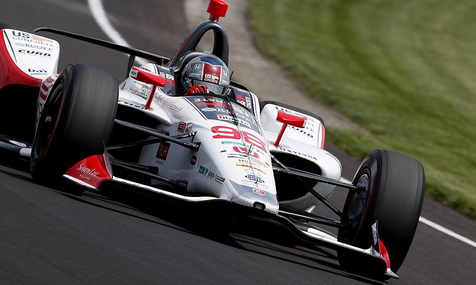 Speeds Ratchet Upward In Final Indy 500 Practice Day Before