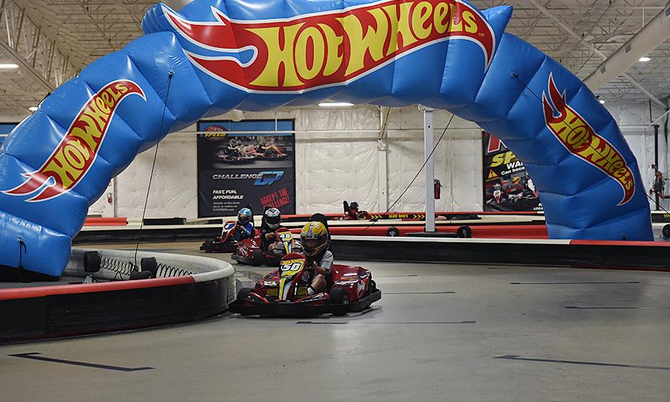 Hot Wheels Jr. Karting