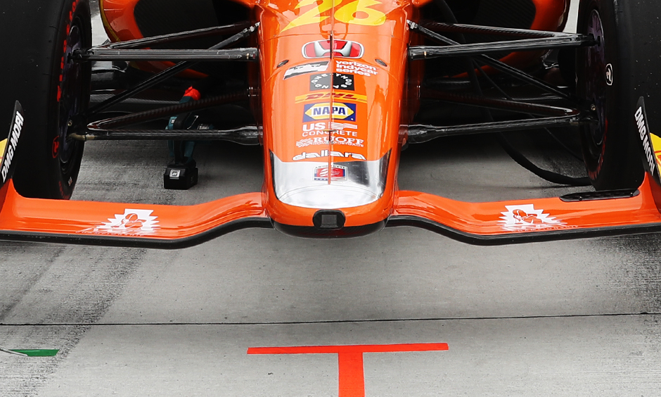 Dallara Superspeedway Front Wing