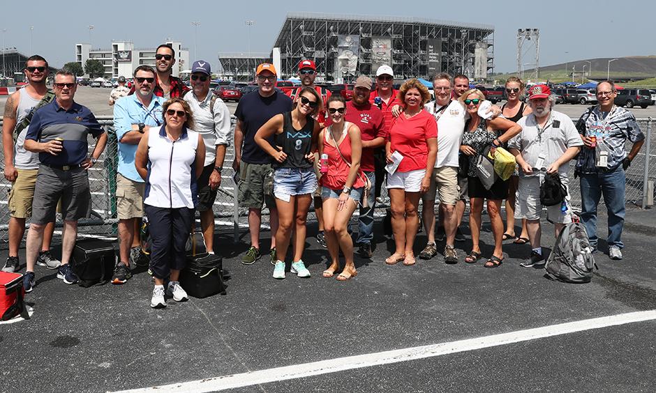 Gateway Motorsports Park Bus Trip