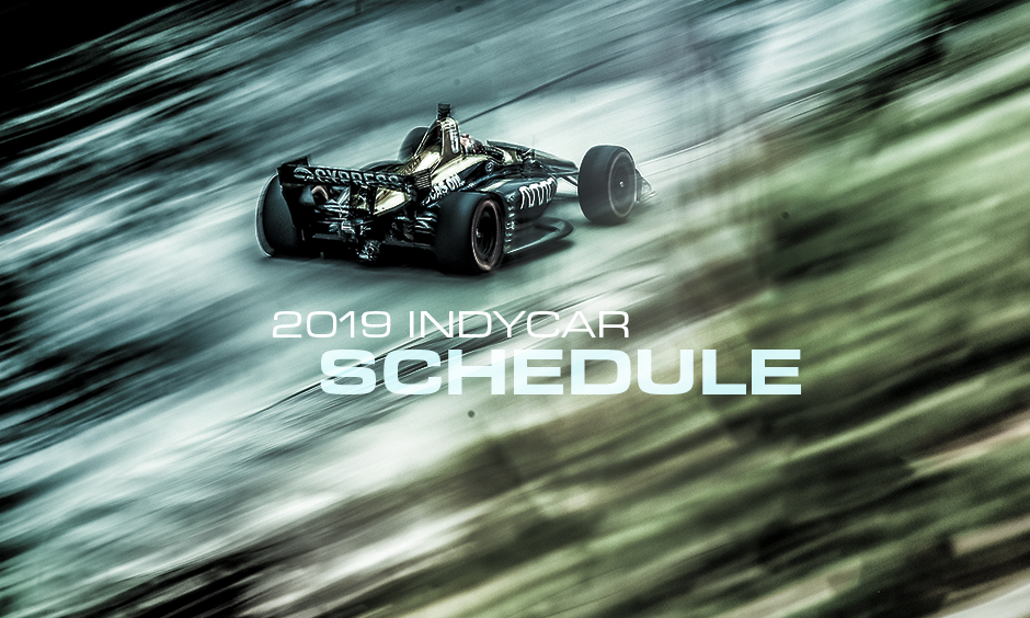 American Motor Show Calendario.Circuit Of The Americas Joins 17 Race Indycar Schedule In 2019