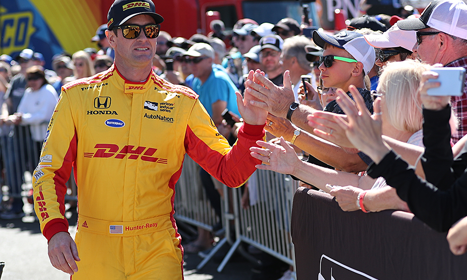 Hunter-Reay sees more wins in his future
