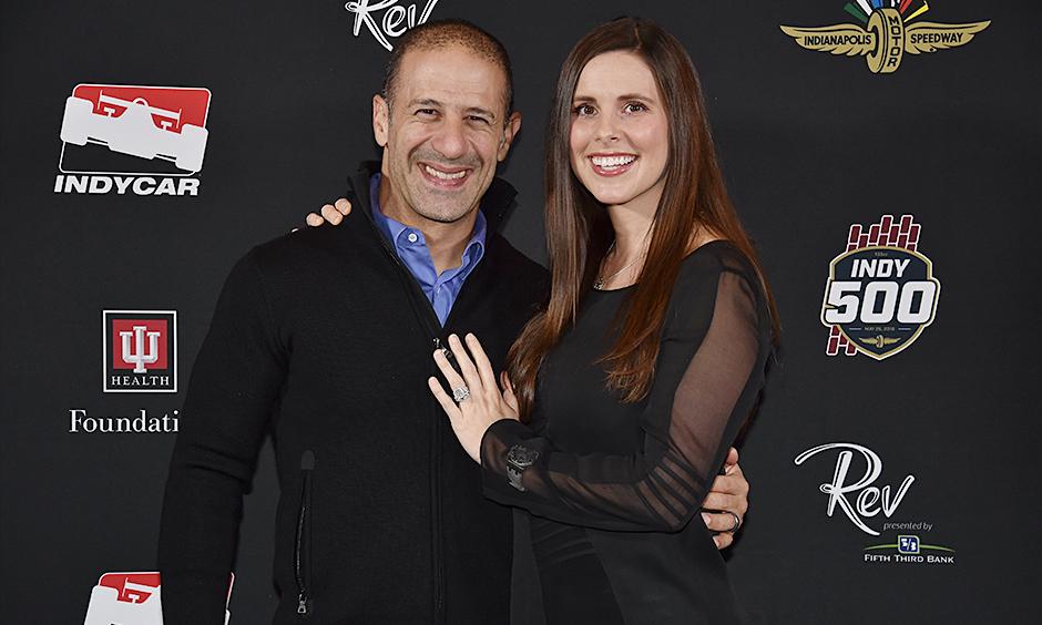Tony and Lauren Kanaan