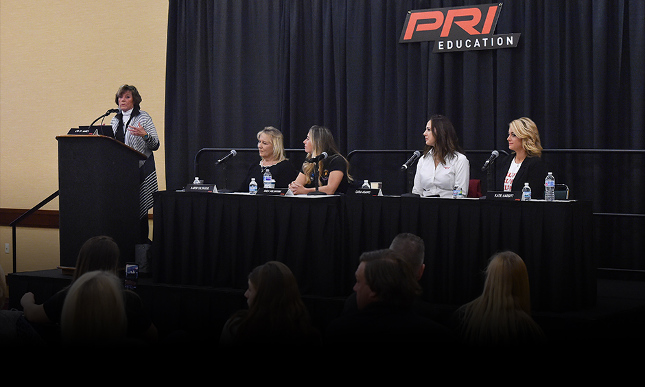 Women In Motorsports at PRI