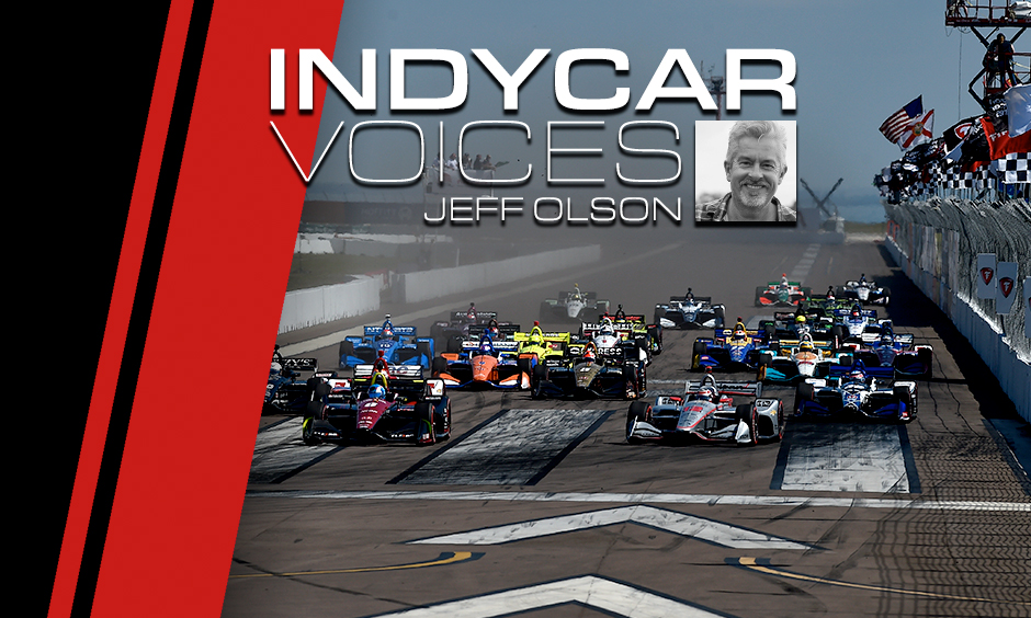 INDYCAR's new TV deal could be worth its weight in Gold
