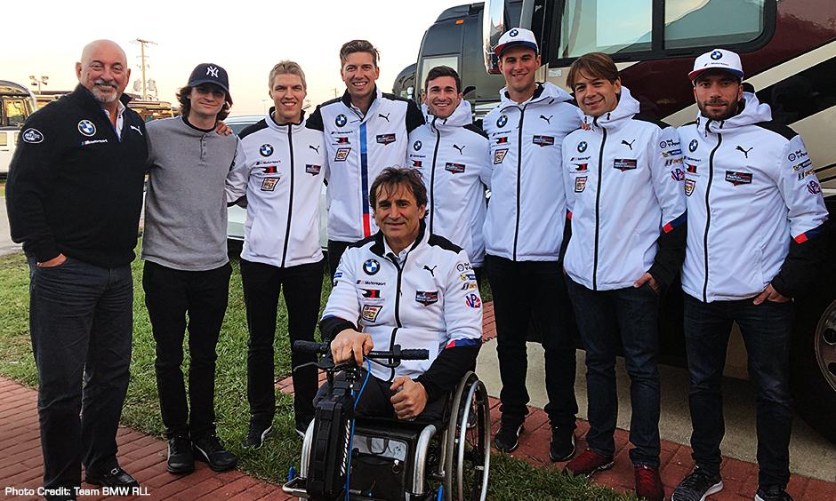 2019 Rolex 24 - Team BMW RLL