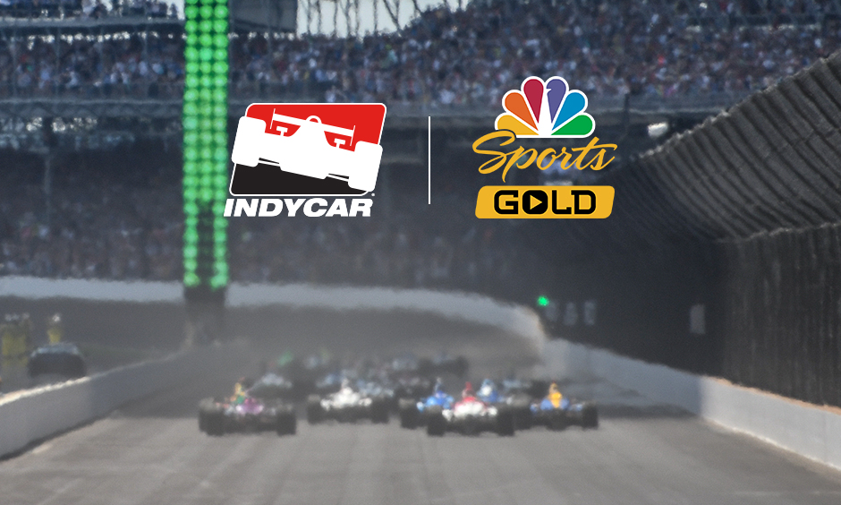 NBC Sports Gold - INDYCAR Pass