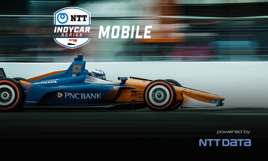 INDYCAR Mobile - Powered by NTT DATA