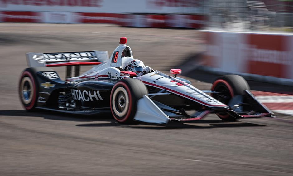 Grand Prix Racing >> Newgarden Races To Victory In 2019 Ntt Indycar Series Opener